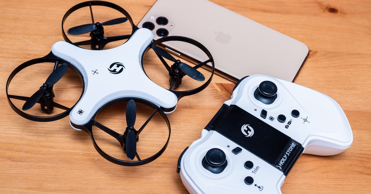 Holystone HS220 變形空拍無人機:售價不到三千滿足你的空拍夢