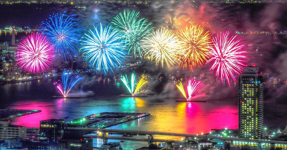 日本旅遊夏季就要花火大會!會場查詢網站及使用教學