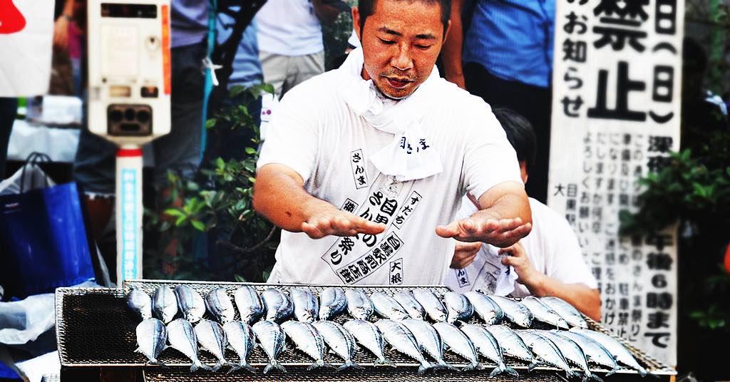 以為秋刀魚等於難吃?錯!(一)秋刀魚,秋之味覺饗宴