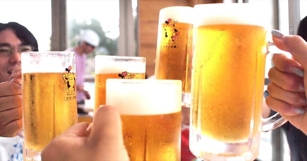 日本居酒屋潛規則多如毛!菜鳥求生技能(二):乾杯大學問