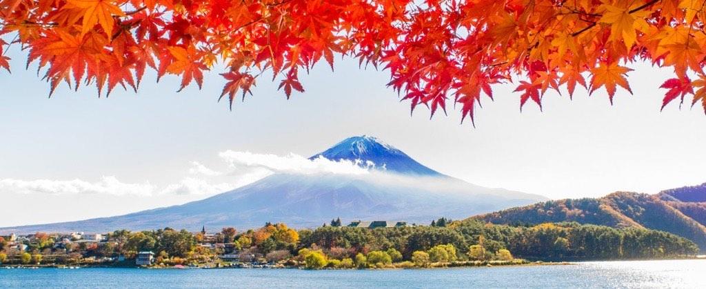 美到屏息的楓紅富士山攝影,地點及攝影方式全指南