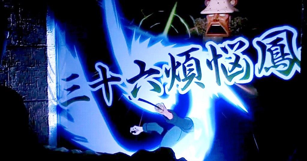 必玩這關!索隆的斬鐵之技體感遊戲超好玩~(東京鐵塔海賊王展)