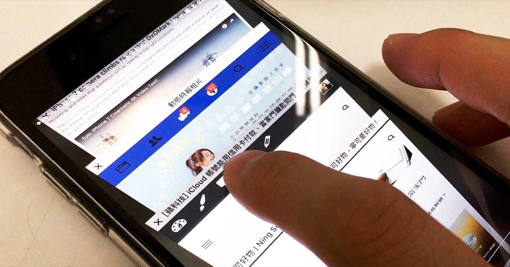 無關 3D Touch!任何 iPhone 都可以使用的「長按」隱藏選單密技~