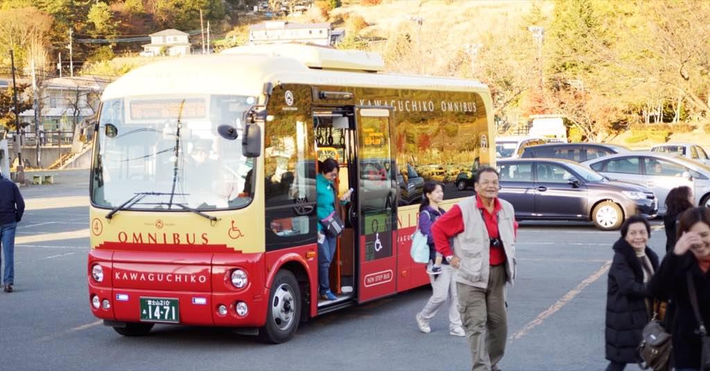 日本旅行查公車必備APP,公車站牌、路線一個都不漏~