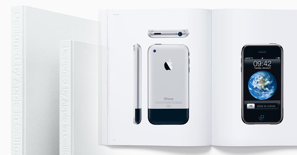 一本一萬塊!蘋果推出「Design by Apple in California」攝影集向賈伯斯致敬~
