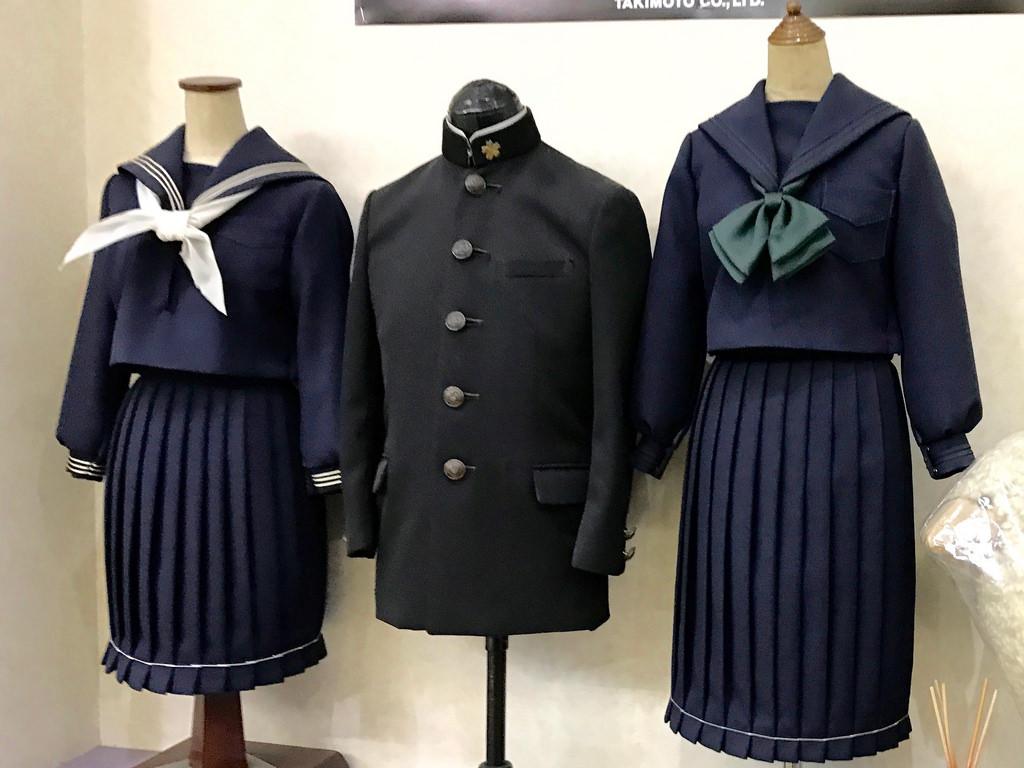 北海道日本高校生制服店巡禮!水手服等上百種品項任君挑選~