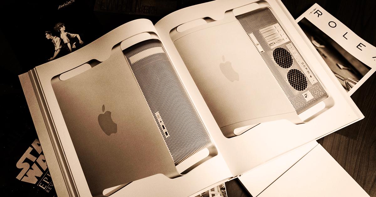 憑什麼一本蘋果攝影書賣九千九?讓我們來比較不同的印刷品有何不同吧!