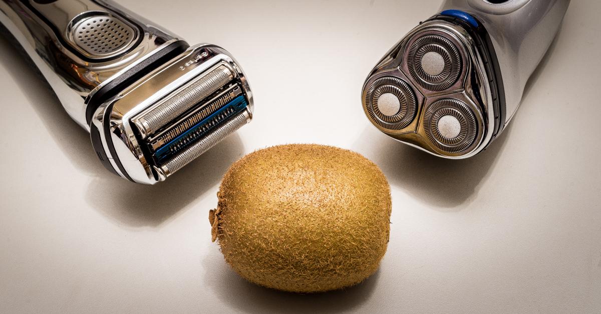 往復式 / 旋轉式刮鬍刀測試:哪種刮鬍刀最好用?