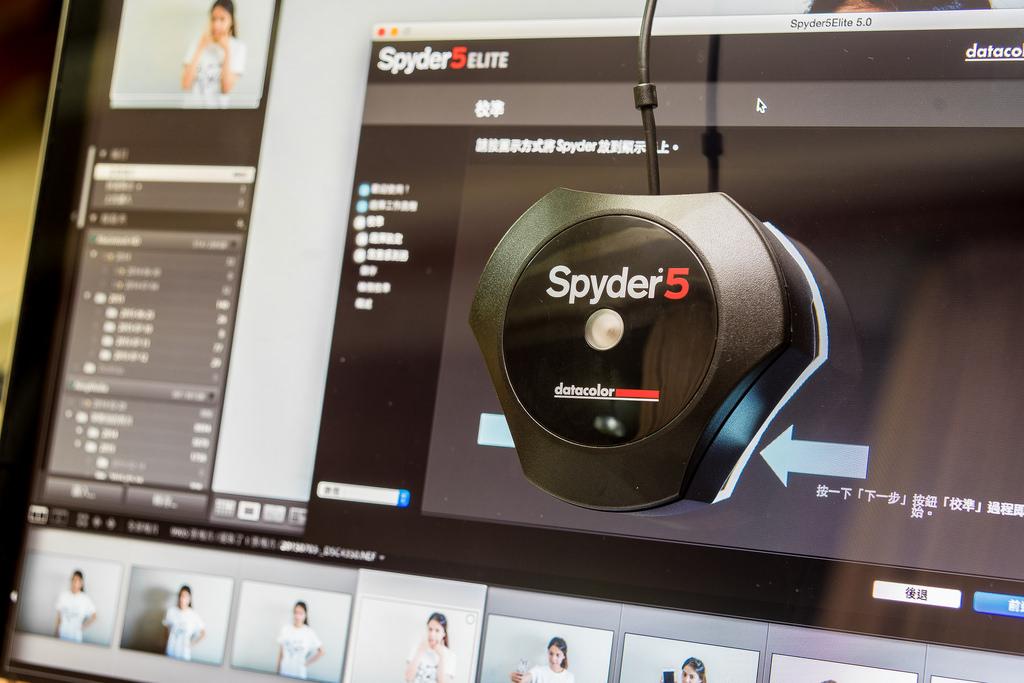 好照片也要有好螢幕來看!Spyder5 Elite 螢幕校色器讓螢幕顏色表現「更貼近現實」