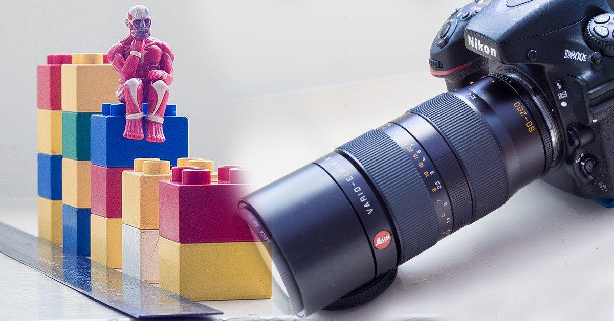 沒有長焦鏡頭,那可以整個人靠近去拍嗎?你不可不知的長焦鏡「空間壓縮」特性