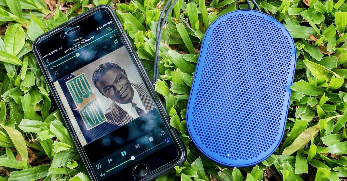 B&O BeoPlay P2 迷你藍牙喇叭評測:隨時隨地都能給你好聲音的音樂小夥伴~