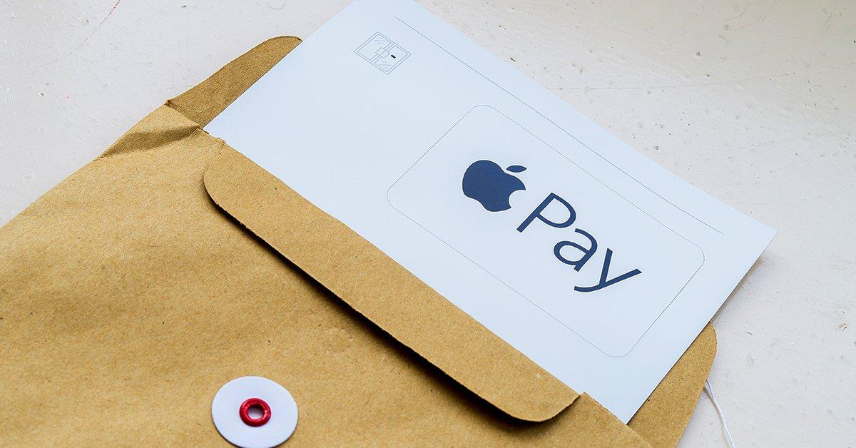 你的店面需要好酷好潮的 Apple Pay 貼紙嗎?蘋果免費專用貼紙申請教學就在這~