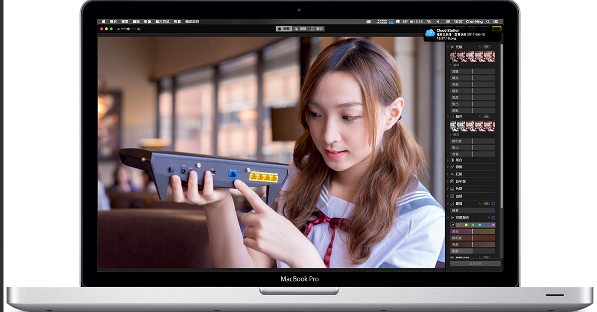 新版 macOS 10.13 動手玩(一):擁有更多更強大功能的「相片」App