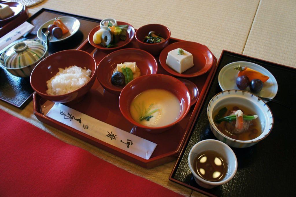 戀上日式高湯(四)香菇與精進料理的不解之緣