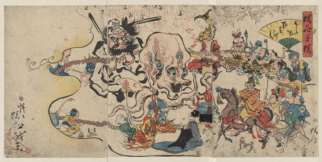 越怪越可愛?日本人說的妖怪、幽靈、怪物到底差在哪?!