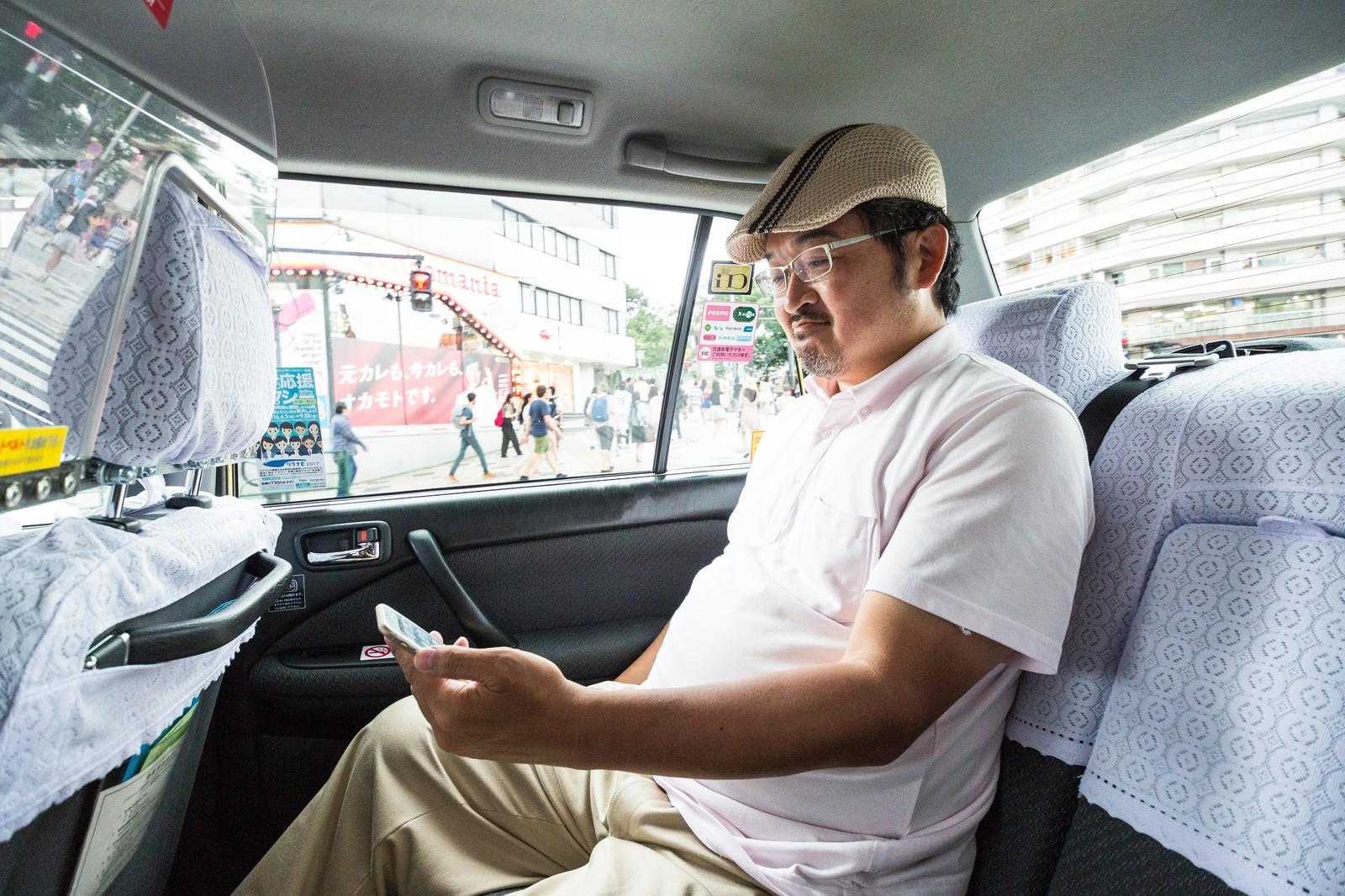 日本旅遊搭計程車甭怕貴!輸入目的地立刻預查車資~