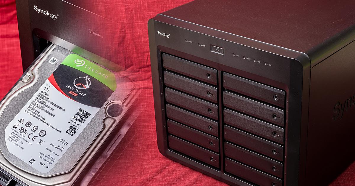 Synology DS3617xs 企業級 NAS 評測:群暉最強桌上型網路磁碟機超強悍~