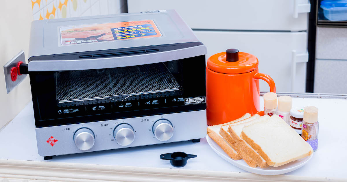 Telefunken 德律風根蒸氣烤箱評測:花小錢讓你輕鬆做出好吃燒烤料理~