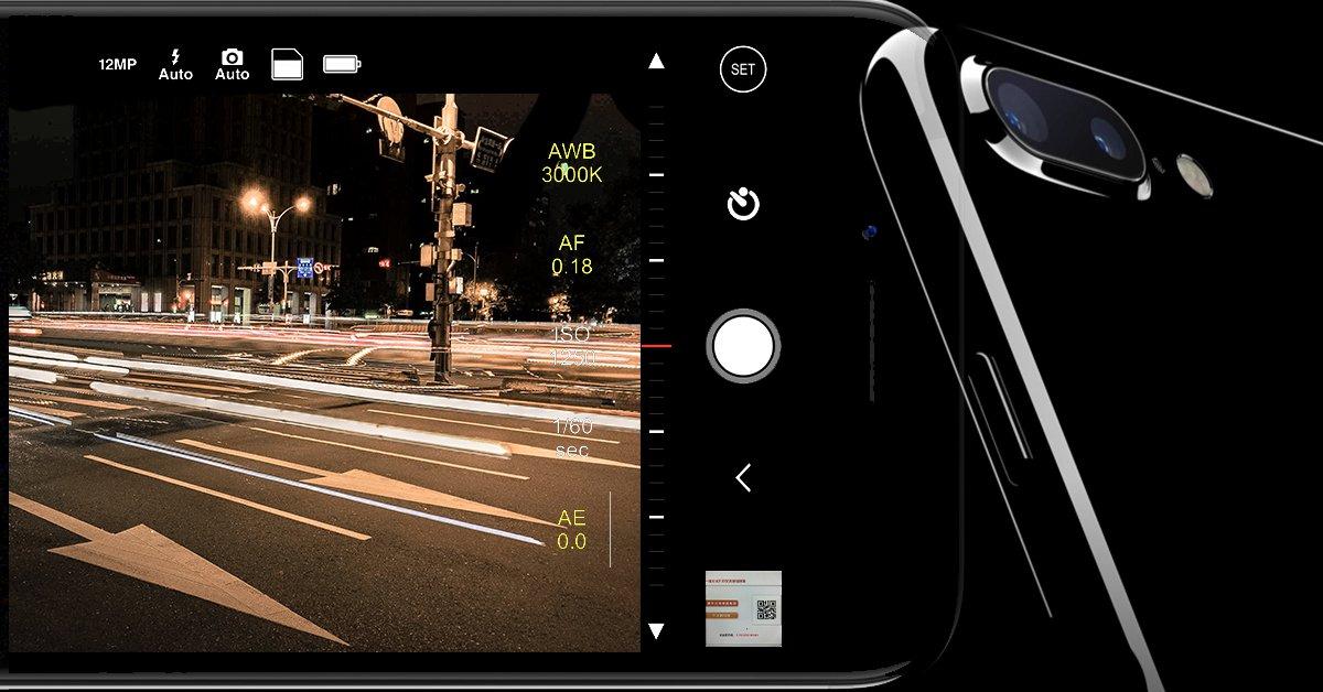 ProCam 5 讓你把 iPhone 當單眼用的!攝影玩家一定要下載的最強相機 App~
