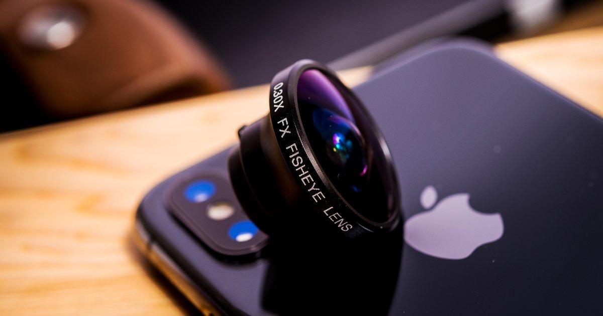 bitplay iPhone 專用外接鏡頭評鑑(一)FullFrame FishEye 全幅魚眼鏡頭