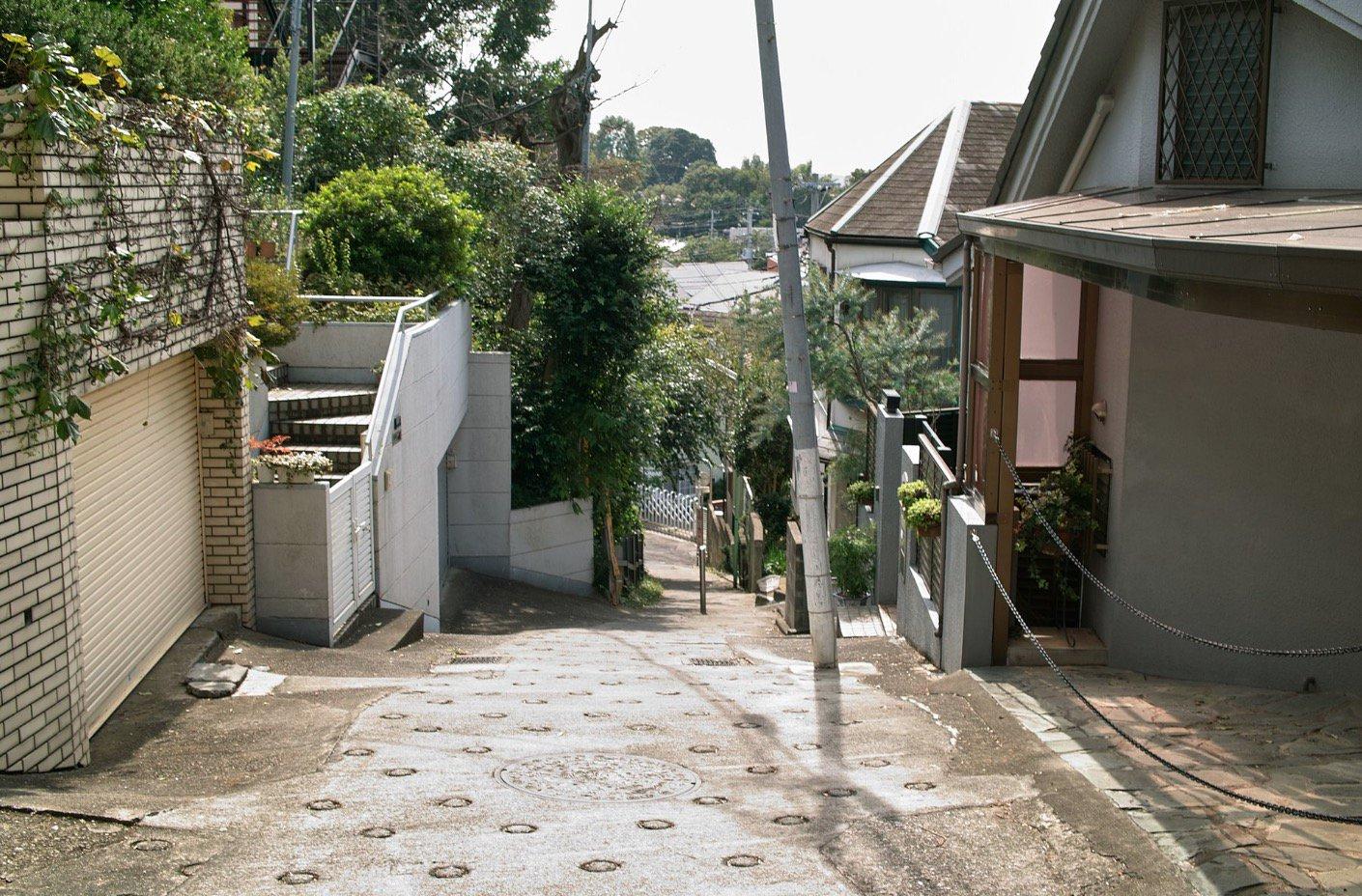 日本東京斜坡地圖 單車/慢跑/健走旅人必備工具