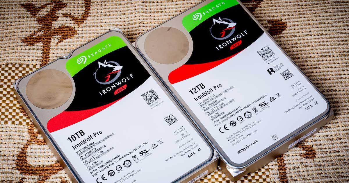 真的有必要砸大錢選購 NAS 專用硬碟嗎?你不可不知的 NAS 碟選購要點