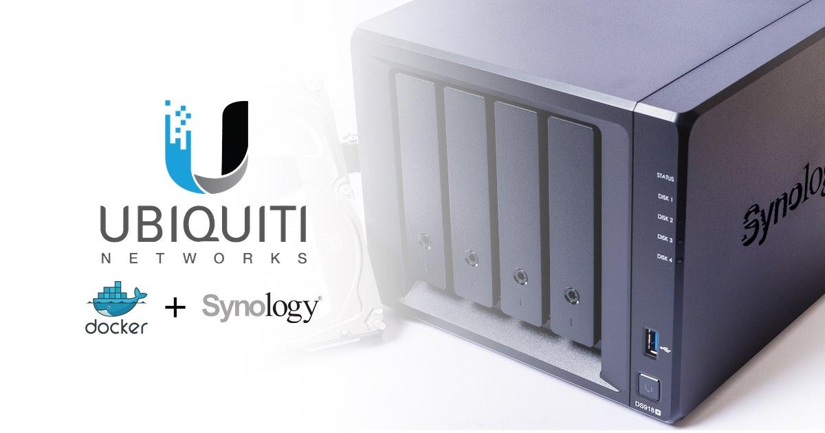 UniFi 系統免買 Cloud Key!用 Docker 在 NAS 上建立 UniFi Controller 現省三千~