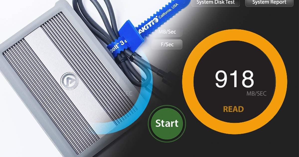 AKiTiO Thunderbolt 3 10G 網路卡開箱!讓你 Mac 網路傳輸輕鬆突破 800MB/s 的好夥伴~
