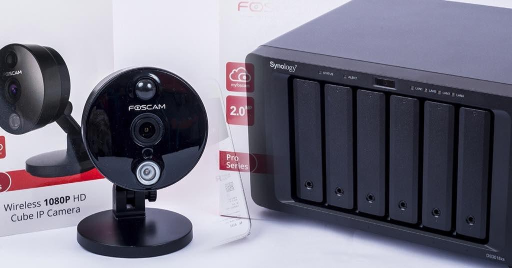 Synology Surveillance Station 安裝入門:快速建置安全監視監控系統