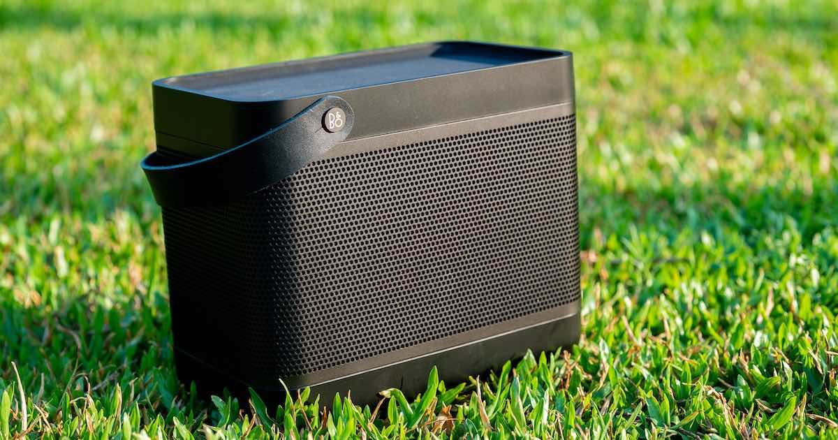 B&O Beolit 15 藍牙喇叭評測:美型好音質的超級草地野餐開趴神器