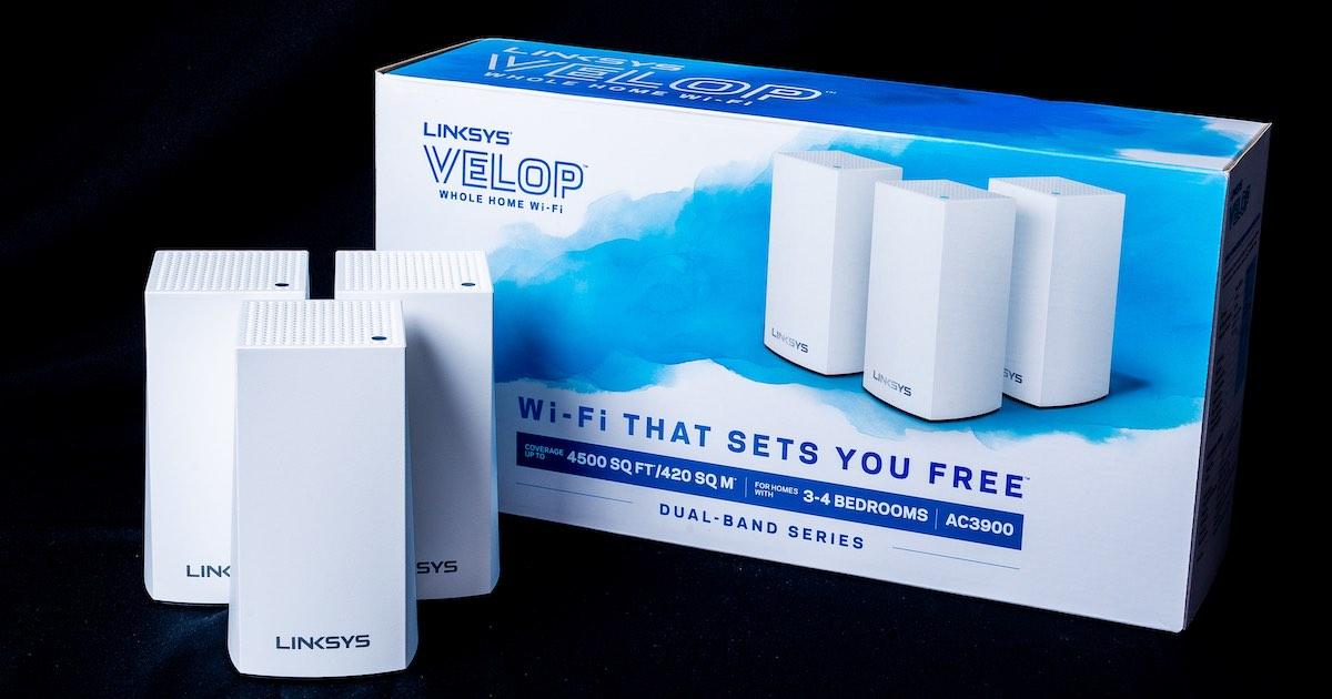 Linksys Velop 雙頻 AC1300 Mesh WiFi 評測:便宜,必定有其不可說的秘密